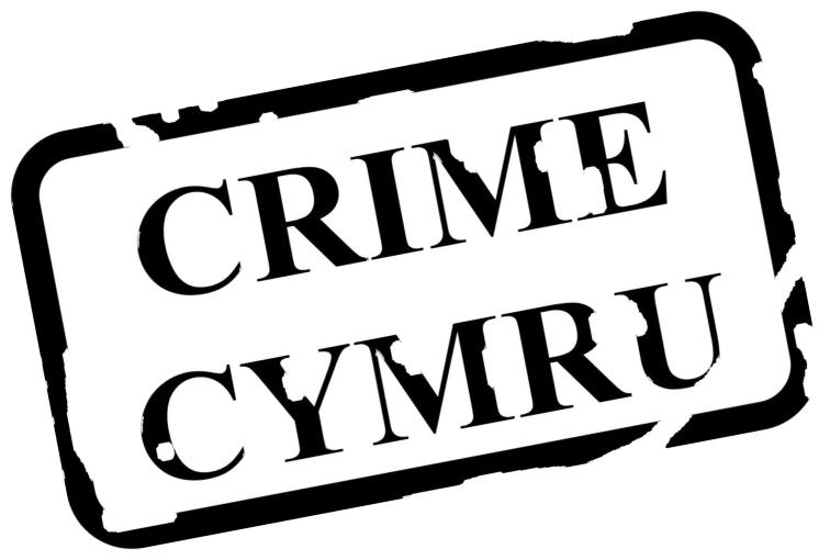 CRIME CYMRU STAMP