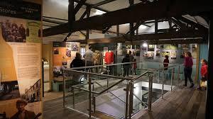 bonded stores interior