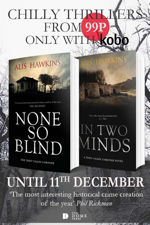 Kobo Chilly Thrillers