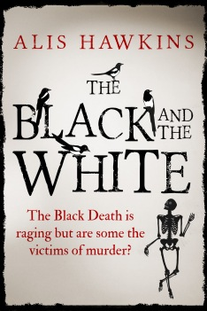 The Black and the White revised cover