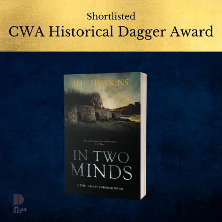 Shortlisted CWA Historical Dagger Award IG